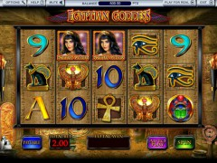 Egyptian Goddess - William Hill Interactive