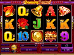 Burning Desire - Microgaming