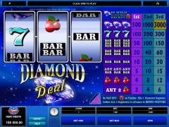 Diamond Deal - Microgaming