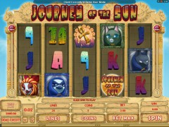 Journey Of The Sun - Microgaming