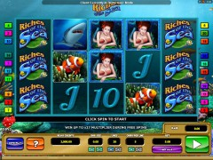 Riches Of The Sea - Microgaming