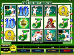 Centre Court - Microgaming