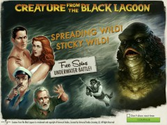 Creature from the Black Lagoon - NetEnt