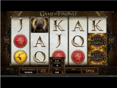 Game of Thrones 243 Ways - Microgaming